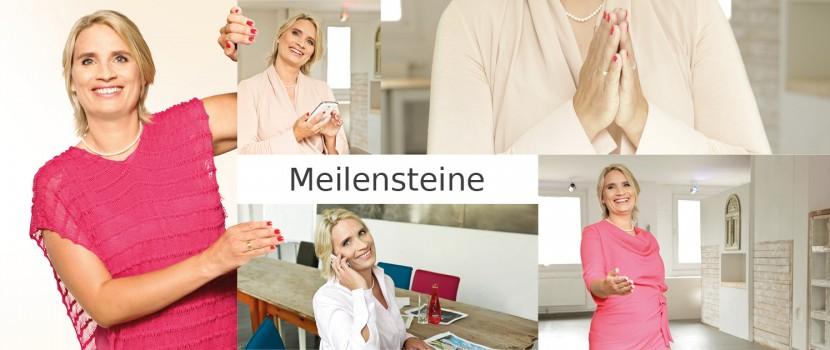 Christiane Waschkies Immobilien - Meilensteine