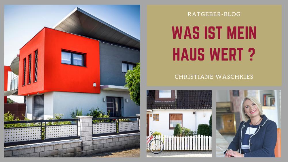 Immobilienbewertung - Was ist mein Haus wert?